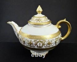 Antique Coalport Tea Set, Made for Tiffany