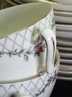 Art Deco Paragon China Tea Set