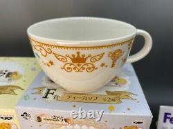 Cardcaptor Sakura Ichiban Kuji Tea Cup Teapot SET BANPRESTO 2015 OPENBOX