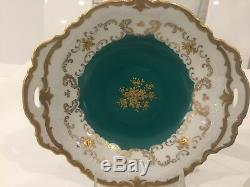 GERMAN WEIMAR KATHARINA PORCELAIN TEA SET, Gorgeous