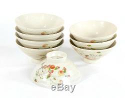 HUGE 157pc Traditional Japanese Dinner Sake Tea Sushi Set China Service for 8