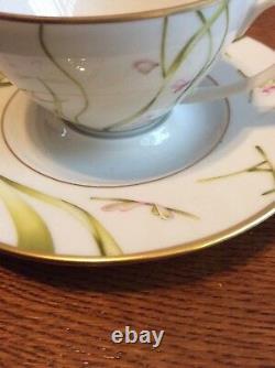 Haviland Amaryllis Limoges Tea Set