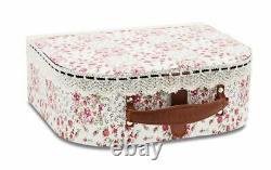 Jemima Puddleduck-4 Place Children's Tea Set In Carry Case Reutter Porzellan