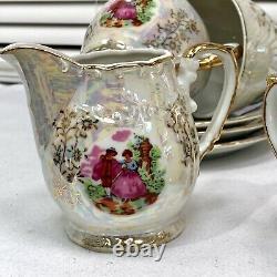 Madonna Fine China KGNDG Japan Porcelain Coffee Tea Set 15Pc