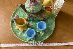 Midwest of Cannon Falls Classic Pooh & Friends Porcelain Mini Tea Set