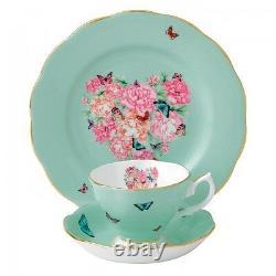 Miranda Kerr by Royal Albert Blessings 3Pc Tea Settings, Service for 4