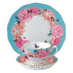 Miranda Kerr by Royal Albert Devotion 3Pc Tea Settings, Set for 4