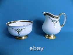 Paragon Fine Bone China c. 1923-1933 Heavily Gilded Tea Set 25 Pieces
