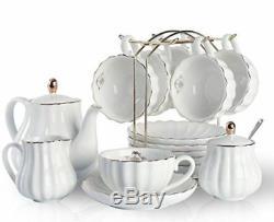 Porcelain Tea Sets British Royal Series