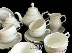 Porcelain tea set ROSENTHAL SUNSSOUCI
