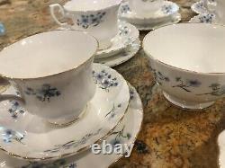 Richmond England tea set vintage porcelain English porcelain bone china tea set