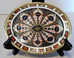 Royal Crown Derby Old Imari 1128 Miniature teaset Tray