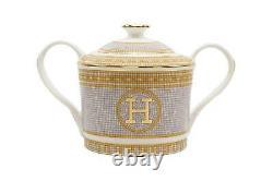 Royalty Porcelain 17-pc Tea and Coffee Set, Mosaic, Bone China Porcelain