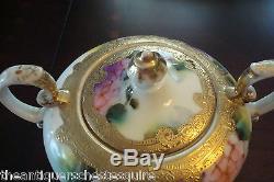 SCHLEGELMILCH, REINHOLD, PORCELAIN FACTORY R. S. PRUSSIA antique tea set7